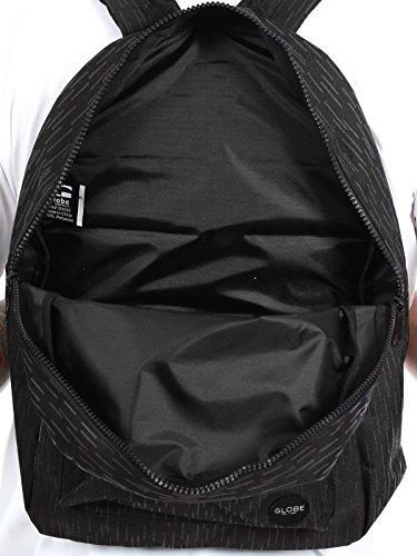 Globe Unisex Dux Deluxe Pack Rucksack black rain