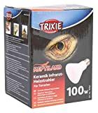 Trixie 76102 Keramik Infrarot-Wärmestrahler, 100 W ø 75/100 mm