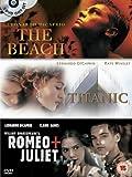 Titanic/The Beach/Romeo And Juliet [DVD]