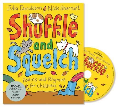 Shuffle and Squelch: Book and CD Pack