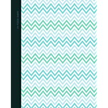 Food Diary: Food Journal / Log / Diet Planner with Calorie Counter ( Softback * 100 Spacious Daily Record Pages & More * Chevrons ) (Food Journals for Weight Loss or Allergies)