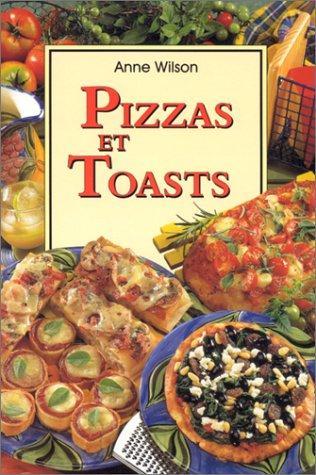 Pizzas et toasts par Anne Wilson