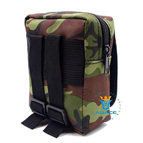 Multifunzione sopravvivenza Gear Tactical Borsa quotidiana tattico Pouch marsupio, Marsupio Outdoor Campeggio strumento portatile Borse da viaggio Borse Sacchetti per Pouch, MC MC