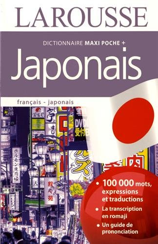 Dictionnaire Maxi Poche Plus japonais