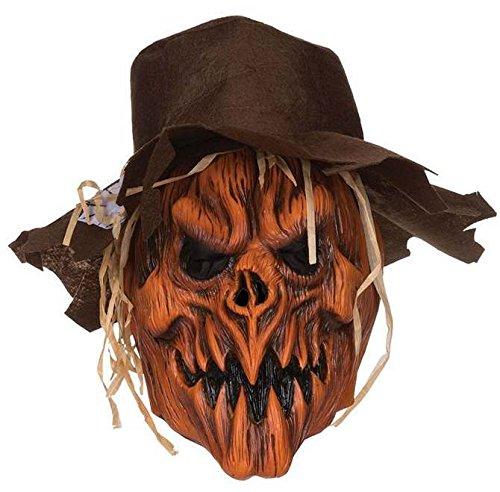 Bristol Novelty bm468Vogelscheuche Totenkopf Hat, One Size