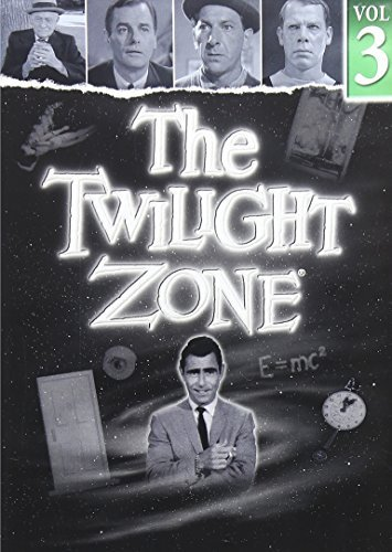 The Twilight Zone: Vol. 3 by Rod Serling (Filme Dvd Twilight)