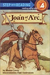 Sir 7/9 Yrs:Joan of ARC L4 (Step Into Reading - Level 4 - Quality)