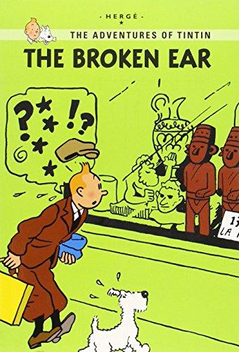 The Broken Ear (Tintin Young Readers Edition) por Herge
