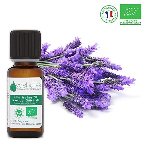Ätherisches Bio-offizinal Lavendelöl - 10ml