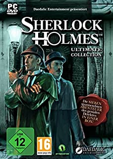 Sherlock Holmes (Ultimate Collection) (B007VED1SQ) | Amazon Products