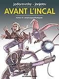 AVANT L'INCAL T4