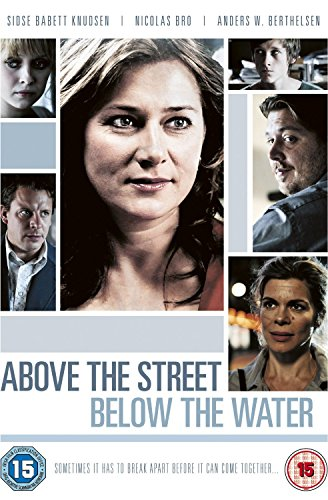 Above the Street, Below the Wa [Import anglais]