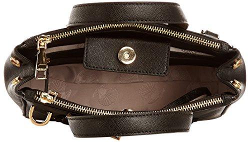 Modalu Phoebe Mini Grab, Sac avec poignée sur le dessus Noir - noir