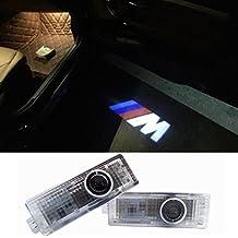 Inlink Courtesy Lighting Door Shadow Lamps Laser Logo Projector For M Logo, 2 Piece