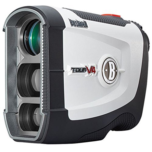 Bushnell GOLF 2017 Tour V4 PERFORMANCE Telemetro laser pinseeker con Jolt TECHNOLOGY