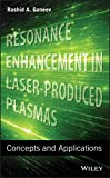 Resonance Enhancement in Laser-Produced Plasmas: Concepts and Applications