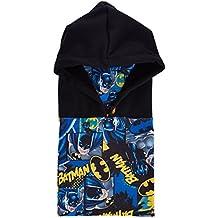 Buff Hoodie - Sudadera para niños, color superheroes gotham city/black, talla Talla única