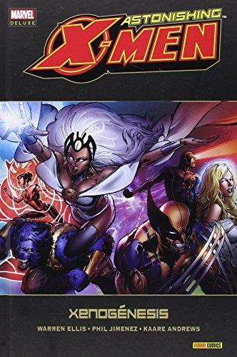 Astonishing X-Men 6. Xenogénesis (MARVEL DELUXE)