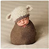 Hobees Cute Newborn Boy Girl Baby Costum...