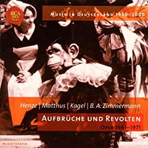 Oper, Operette, Musical - Aufbrüche und Revolten