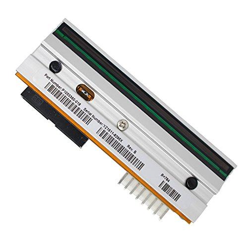 Druckkopf für Zebra 105SL Plus Thermo-Drucker 203DPI P1053360–018Thermal Transfer