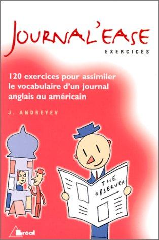 Journal'ease : Exercices pour assimiler le vocabulaire d'un journal anglais ou amricain
