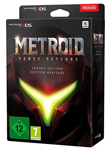 Produktbild Metroid: Samus Returns - Legacy Edition - [Nintendo 3DS]