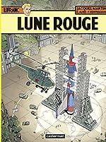 Lefranc (Tome 30) - Lune rouge de Jacques Martin