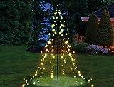 Brema LICHTERPYRAMIDE LED-Lichterpyramide 831197 200 Led