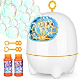 Best Bubble Machine For Kids - Elover Bubble Machine USB Charged Bubble Blower Maker Review
