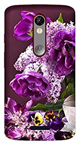 WOW 3D Printed Designer Mobile Case Back Cover For Motorola Moto X Force / Moto X Force
