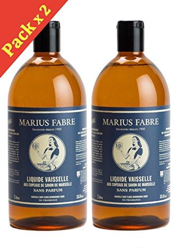 Marius Fabre-Líquido lavavajillas sin perfume