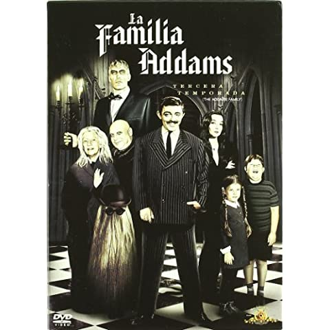 La Familia Addams 3ª Temporada