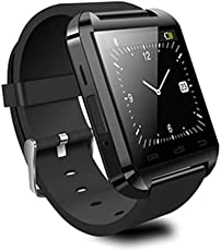 Smart Wrist Watch Phone Mate Bluetooth 4.0 For Android RD Armband Wasserdicht Fitness Tracker mit Pulsmesser Zoll Farbbildschirm Aktivitätstracker Fitness Uhr Smartwatch Pulsuhren Schrittzähler Uhr