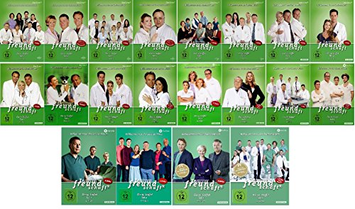 Staffel 11-20 (111 DVDs)