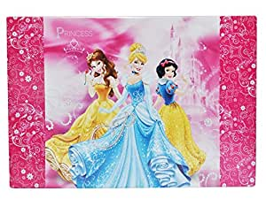 Sous main disney princesse 60 x 40 cm en pvc pour bureau for Sous main bureau fille