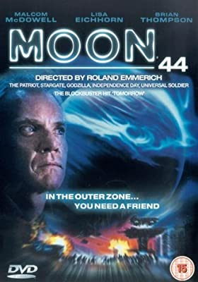 Moon 44 [DVD] by Michael Paré