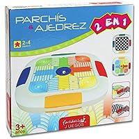 Juinsa - Parchís y ajedrez automático (9625)