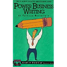Power Business Writing (Learn in Your Car Discovery)