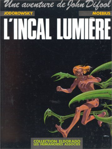 L'incal tome 2 l'incal lumiere
