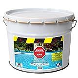 ARCAPISCINE - Peinture piscine Protection et décoration Support béton et ciment Mise en oeuvre facile Bleu blanc ou gris - bleu, 2.5 l...