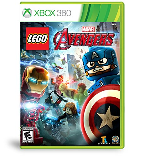 Lego Marvel's Avengers - Games Lego Video Avengers