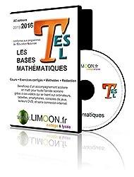 Les bases mathématiques en Tle ES L : Soutien scolaire en vidéos - Maths bac ES L by Stéphane Chaunard (2015-07-15)