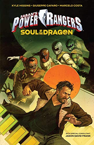 Sabans Power Rangers Original Graphic Novel: Soul of the ...