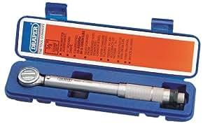 Draper 34570 Clé dynamométrique à cliquet 95 mm Carré conducteur 10-80 Nm/88,5-708 pouces/livre (Import Grande Bretagne)