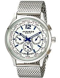 Akribos AK716SS - Reloj para hombres