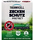 Thermacell Zeckenschutz Protect, Zeckenrollen innovativer Schutz vor Zecken im eigenen Garten, 8 Rollen...