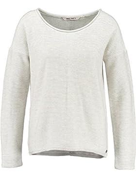 Garcia - Camiseta de tirantes - Manga Larga - para mujer