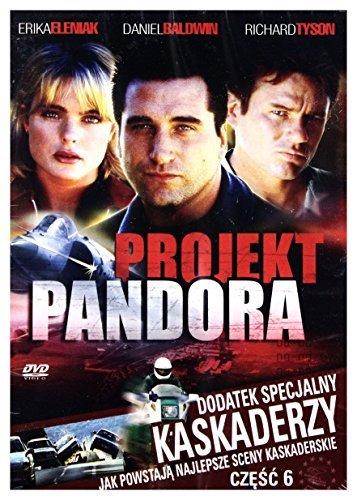 The Pandora Project [DVD] [Region 2] (IMPORT) (No English version) by Daniel Baldwin