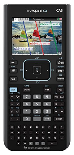 TI-Nspire™ CX CAS Graphing Calculator